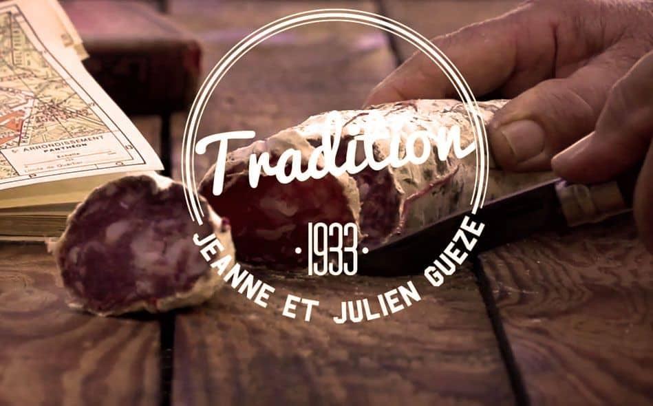 Guèze Ardèche salaison - Tradition depuis 1933