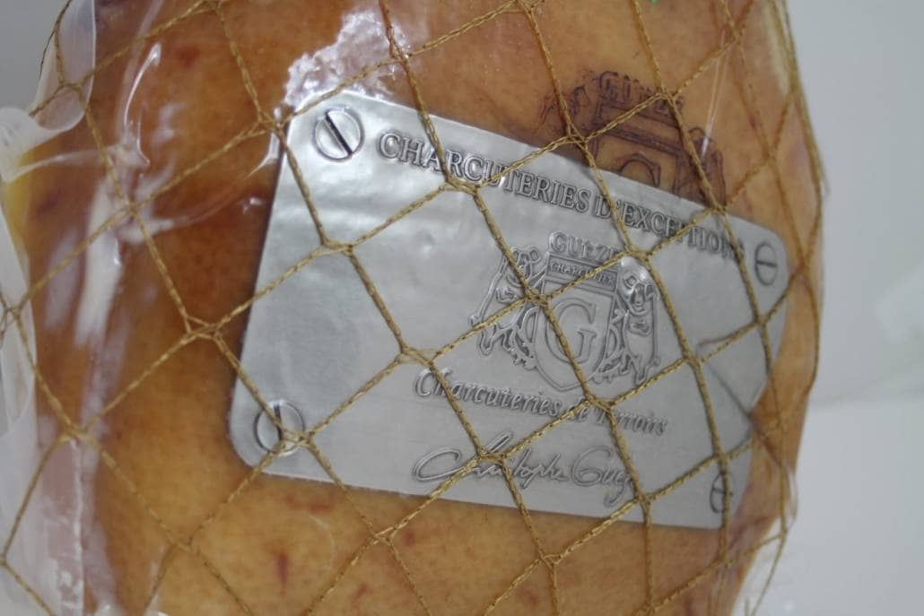 Jambon de Mangalica